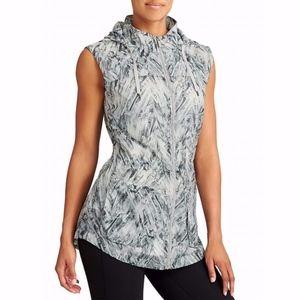 NWT Athleta Inspire Vest w/ Hood XXS